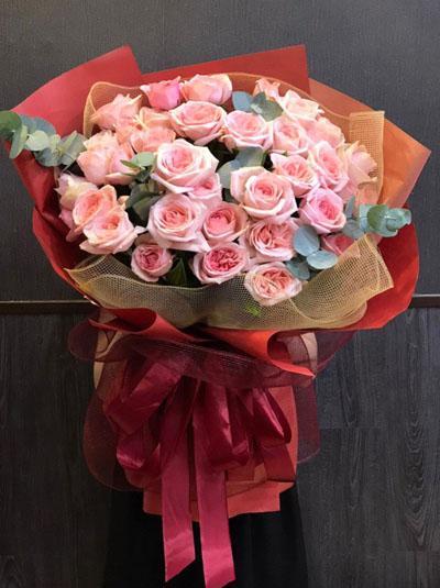 Bó hồng Ohara - Nụ cười xinh