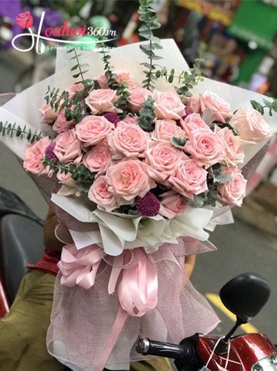 Bó hồng Ohara - Tha thiết