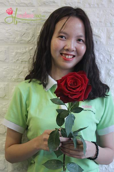 Bông hồng ecuador - Em là duy nhất