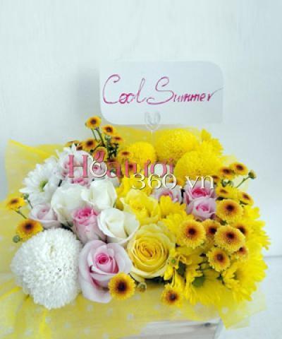 Cool summer_Hoa Tươi 360