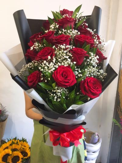 Hoa hồng Ecuador Dành tặng Em