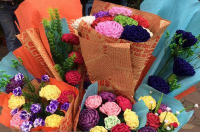Giấy gói hoa, mua giấy gói hoa ở đâu chất lượng?