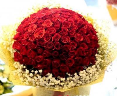 1001 bông hồng song hỷ tình yêu chân thành