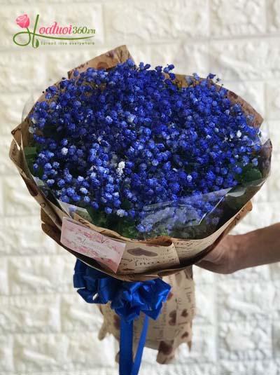 Hoa bi - xanh hi vọng