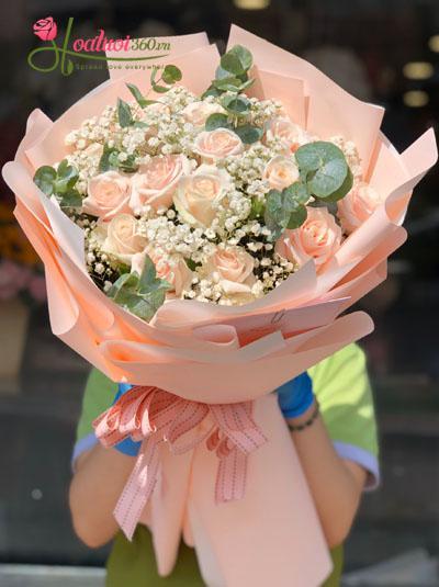 Hoa bó - Sức sống mới