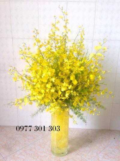 Hoa cắm bình 19_Hoa Tươi 360