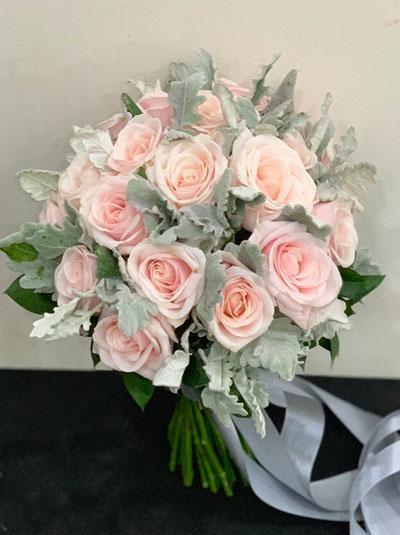 Hoa cầm tay cô dâu - Hạnh phúc viên mãn