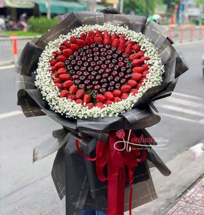 Hoa cherry – ý tưởng từ món quà độc đáo dành tặng người yêu