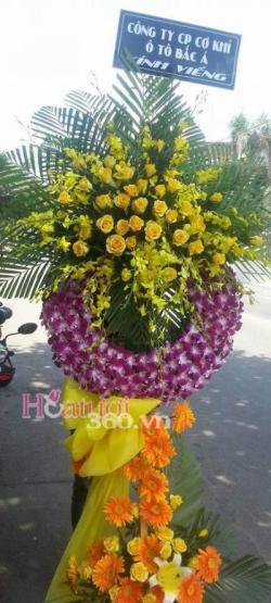Hoa chia buồn 38_Hoa tươi 360