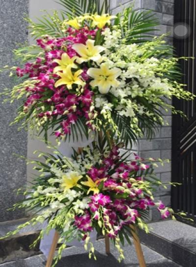 Hoa chia buồn- Lời giã từ