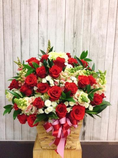 Hoa chúc mừng - Ấm Áp Yêu Thương
