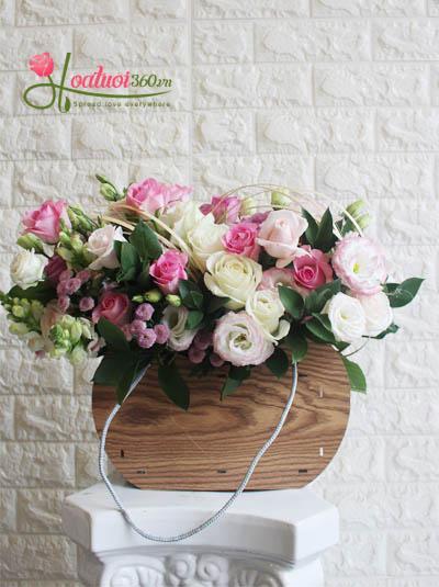 Hoa chúc mừng - Điều ngọt ngào