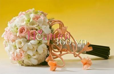 Hoa cưới 05 _ Hoa tươi 360