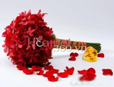 Hoa cưới 17 _ Hoa tươi 360