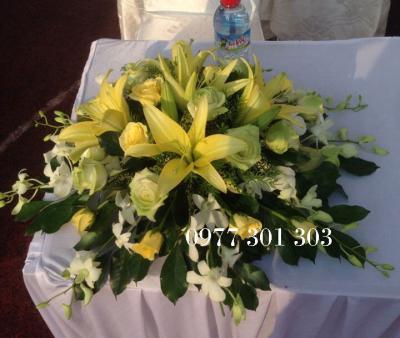 Hoa để bàn 07_ Hoa Tươi 360