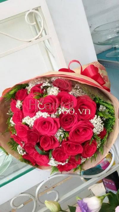 Hoa đỏ 14_Hoa tươi 360