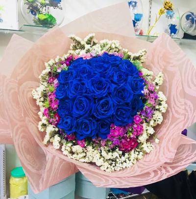 Hoa Hồng xanh bán ở đâu? - Shop bán hoa hồng xanh vĩnh cửu chất lượng, giá rẻ
