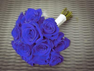 Hoa hồng xanh và truyền thuyết về loài hoa tượng trương cho tình yêu bất tử