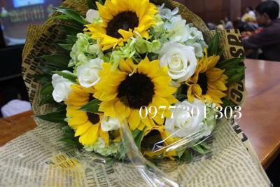 Hoa hướng dương 35A_Hoa tươi 360