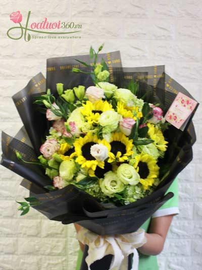 Hoa tặng 20 tháng 11