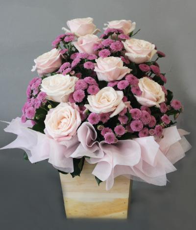 Hộp hoa Tình bạn cao cả