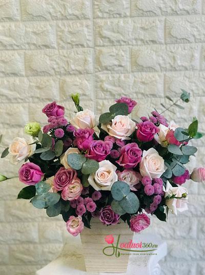Hộp hoa - Điều tuyệt vời nhất