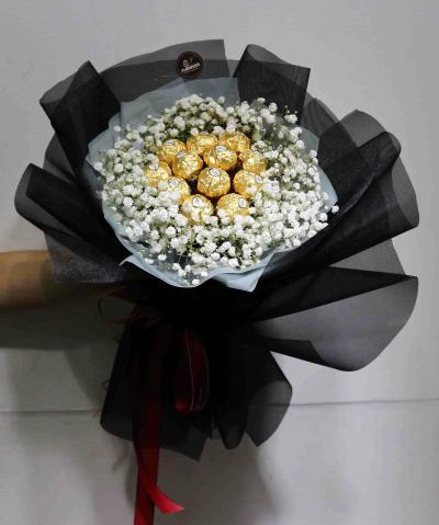 [HOT]Tổng hợp những mẫu hoa socola vạn người mê
