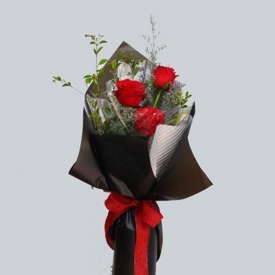 Hoa hồng 3 bông dành tặng người yêu