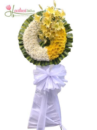 Kệ hoa chia buồn - Biệt Ly
