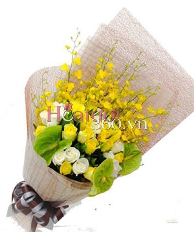 Lucky Flowers_Hoa Tươi 360