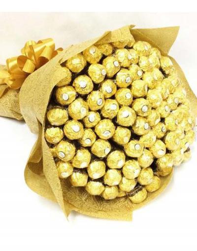Mách bạn địa chỉ mua hoa socola Ngon-Bổ-Rẻ