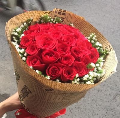 Bó hoa hồng đẹp dành tặng mẹ nhân ngày 8/3
