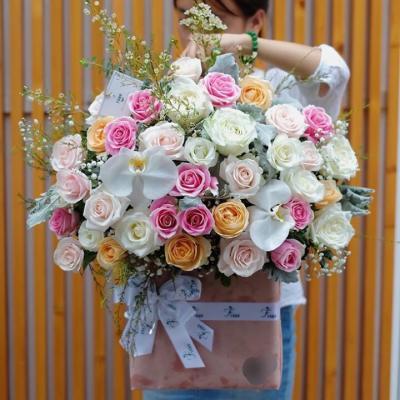 tình yêu trong anh chẳng đổi như 66 hoa hồng song hỷ
