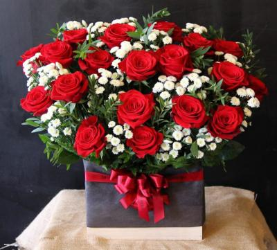 Hoa hồng Ecuador - nét riêng