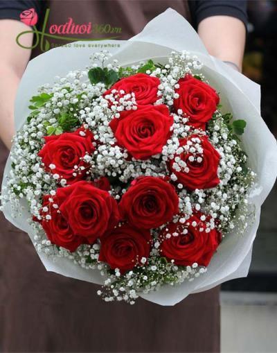 Bó hồng Ecuador