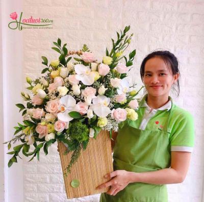 Top 5 mẫu hoa đẹp tặng người yêu siêu khủng