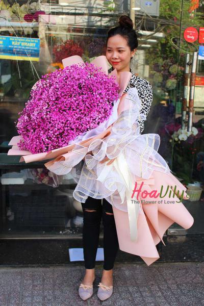 Top 6 mẫu hoa sinh nhật sang chảnh khiến nàng ngây ngất