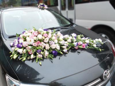 Xe hoa cưới 13_Hoa Tươi 360