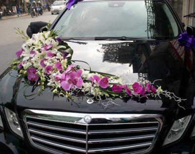 Xe hoa cưới 16_Hoa Tươi 360