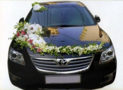 Xe hoa cưới 1_Hoa Tươi 360