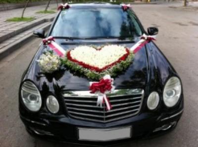 Xe hoa cưới - Cung đường tình yêu