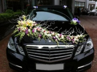 Xe hoa cưới - Chân trời góc bể