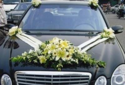 Xe hoa cưới 5_Hoa Tươi 360