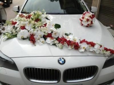 Xe hoa cưới 6_Hoa Tươi 360