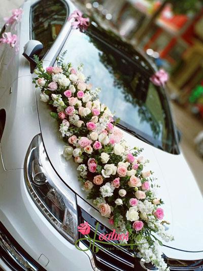 Xe hoa cưới - Ngày trọng đại
