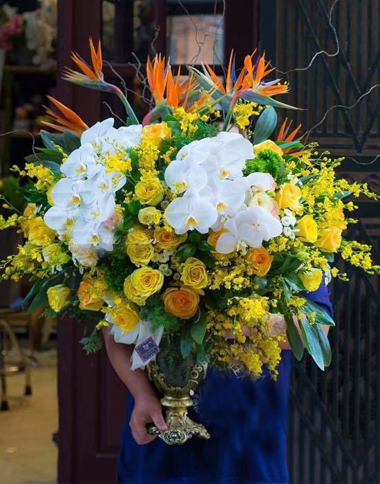 Những mẫu hoa Vip tuyệt đẹp đúng đẳng cấp