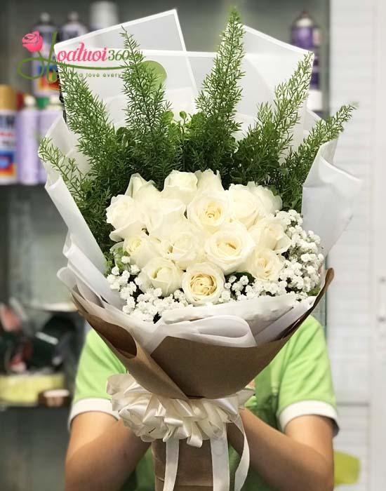 Hoa tình yêu là hoa gì