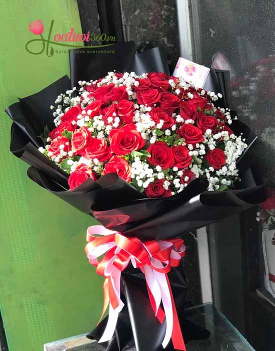 Hoa hồng có giá bao nhiêu?