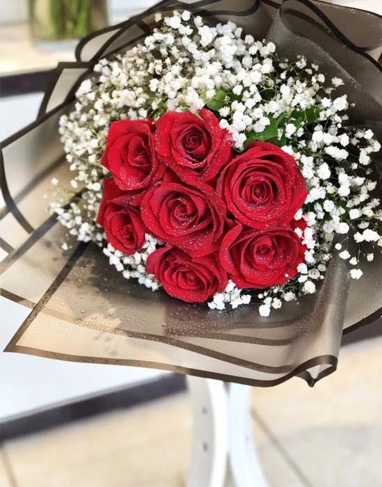 Hoa hồng Ecuador Tình yêu nồng nàn