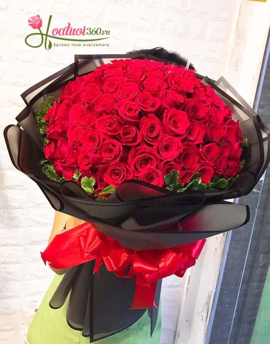 Điện hoa tươi sinh nhật online uy tín tại TPHCM